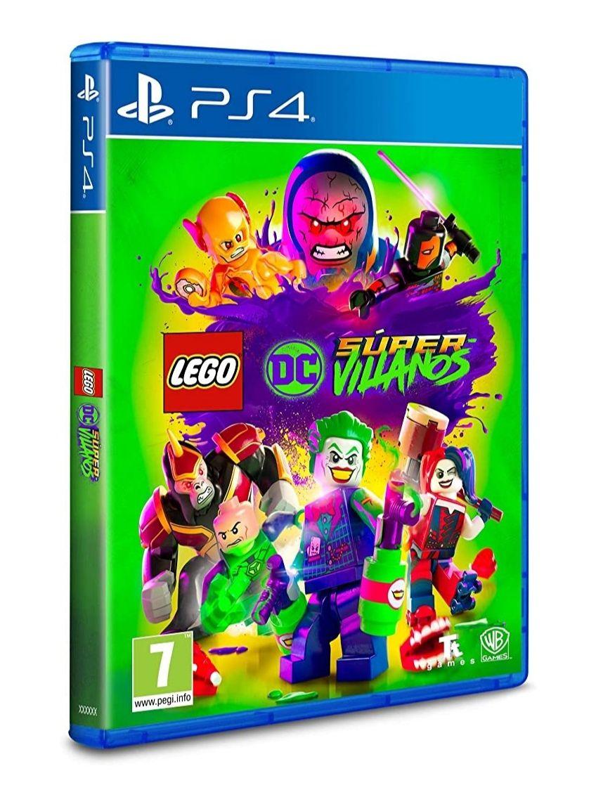 Lego DC Super-Villanos PlayStation 4