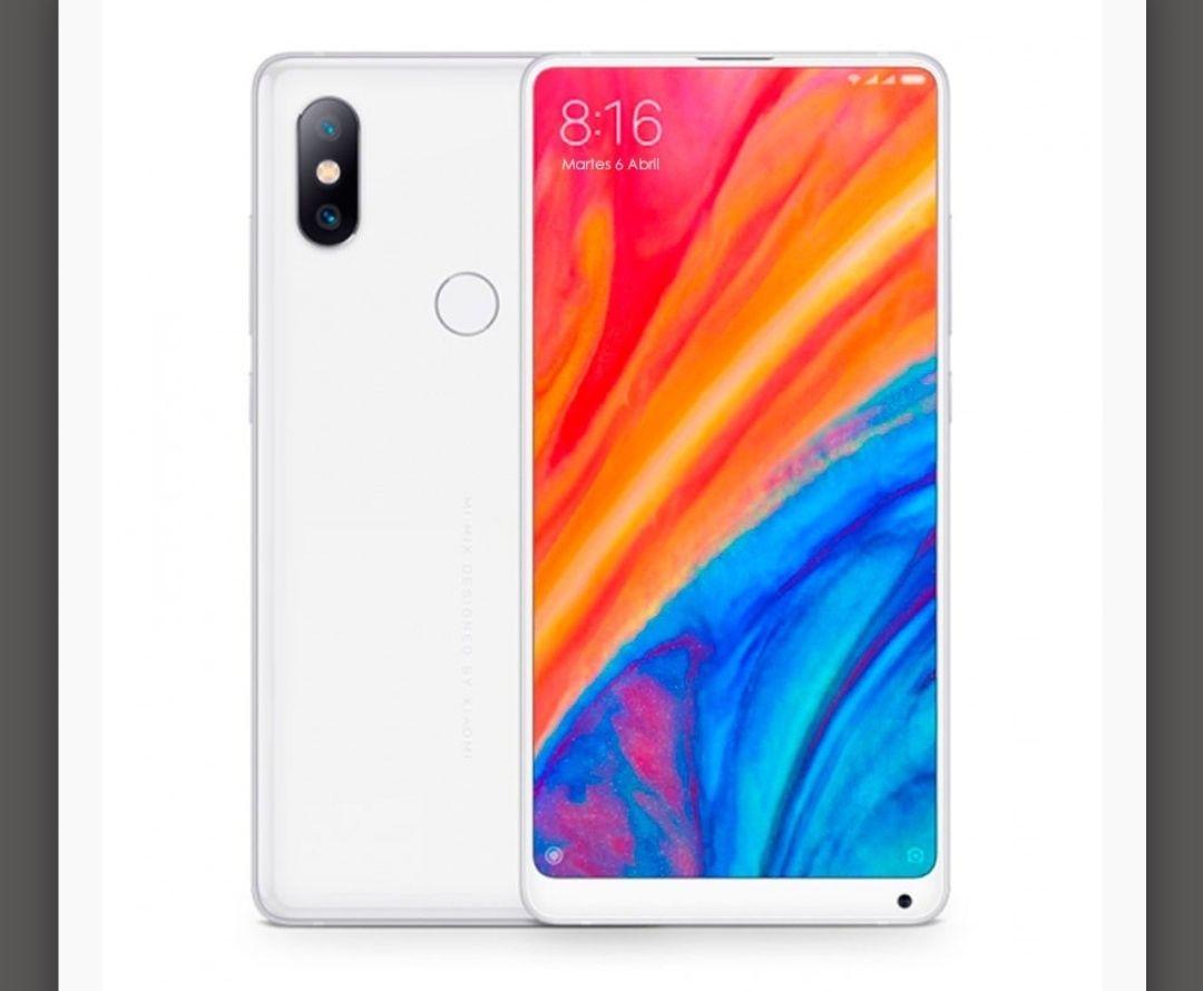 Xiaomi Mi Mix 2S 6GB/64GB Blanco