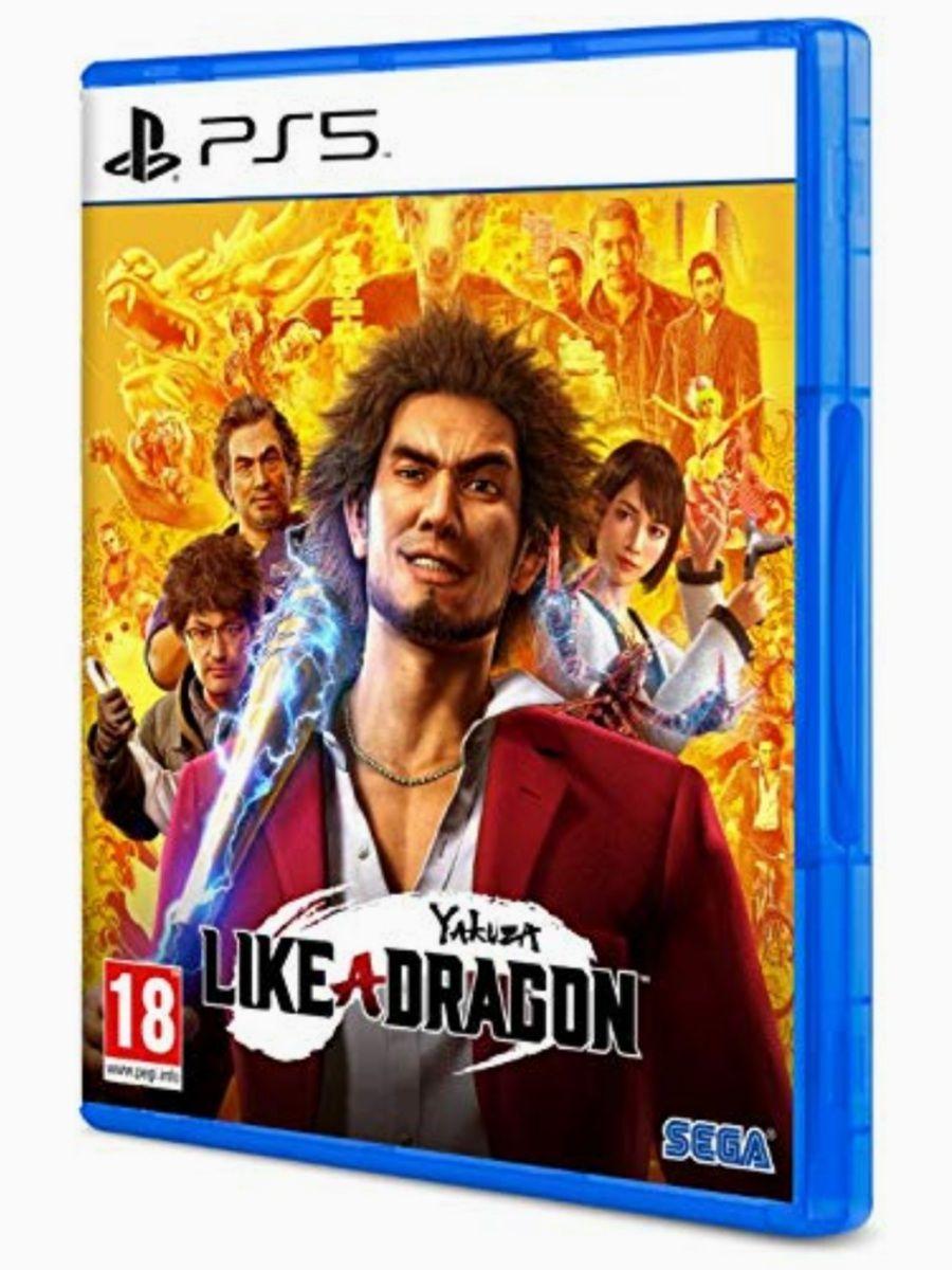 Yakuza Like a Dragon (PS5)