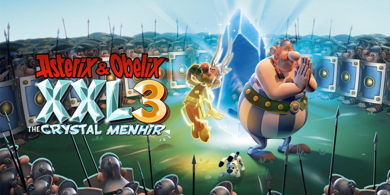 Asterix & Obelix XXL3: The Crystal Menhir (Nintendo eshop)