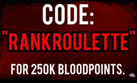 DEAD BY DAYLIGHT 250K Bloodpoints || Puntos de sangre #Consolas #PC