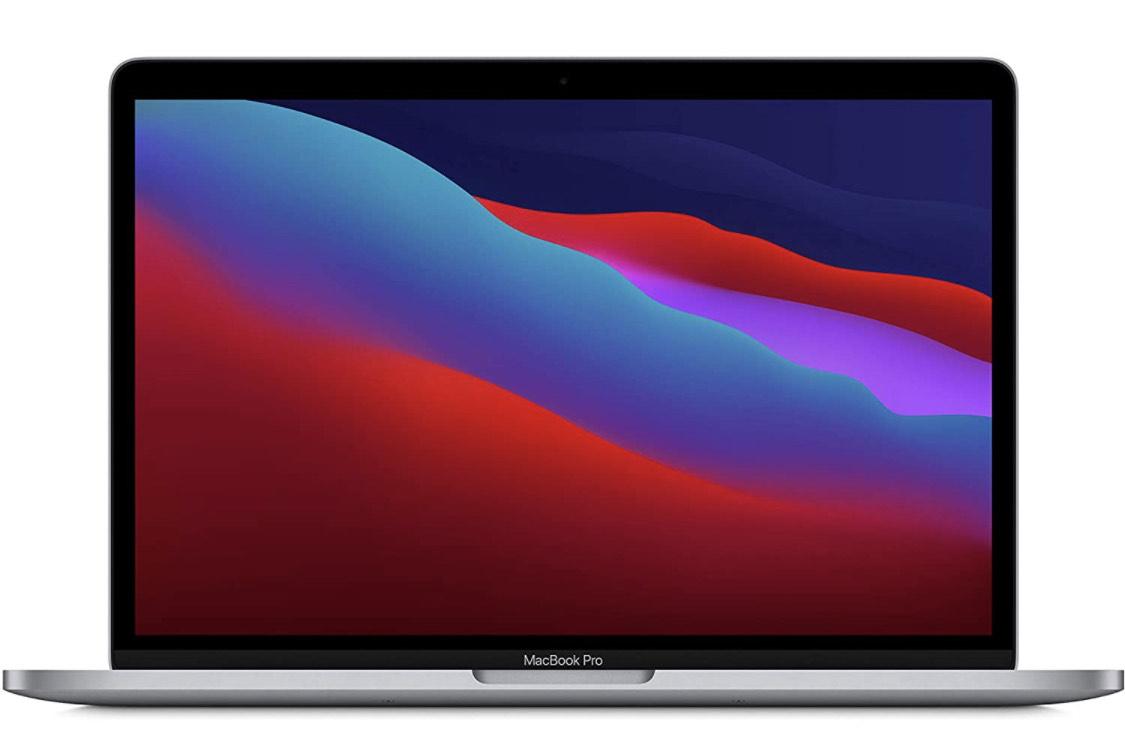 2020 Apple MacBook Pro con Chip M1 de Apple (de 13 Pulgadas, 8 GB RAM, 256 GB SSD) - Gris Espacial
