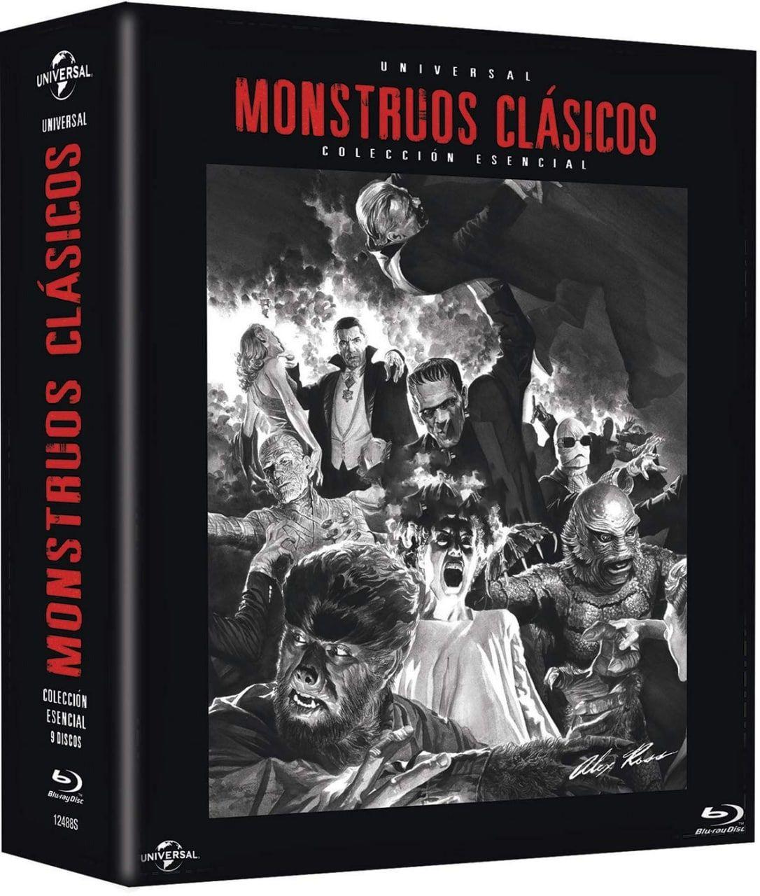 Pack: Monstruos Clásicos Universal