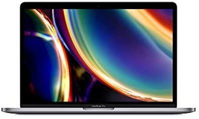 2020 Apple MacBook Pro (de 13 Pulgadas, Chip i5 de Intel, 16 GB RAM, 512 GB SSD) - Gris Espacial - Mínimo histórico