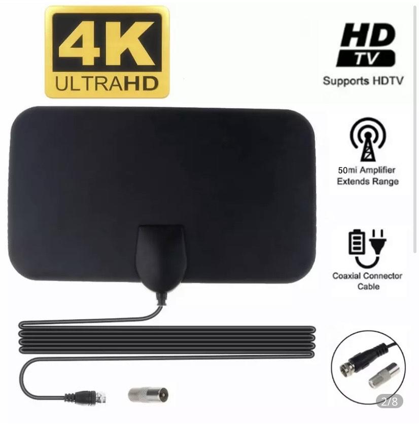 Antena portátil HD de TV