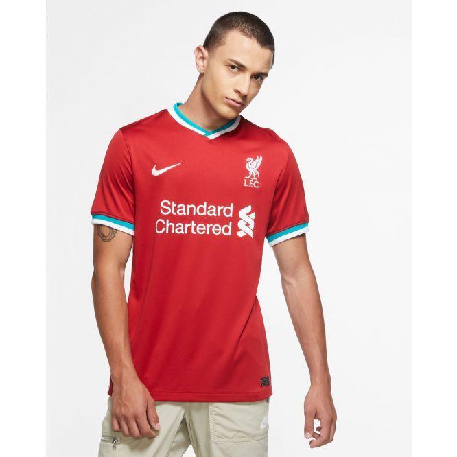 Camiseta Liverpool 20/21. Todas las tallas