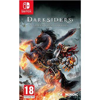 Darksiders - Warmastered Edition Nintendo Switch, Acción