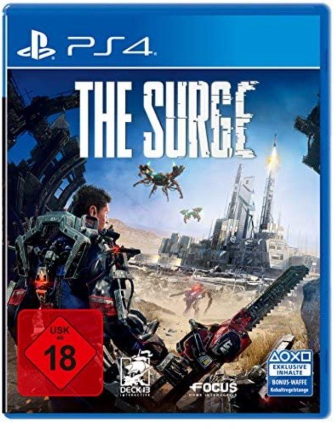 The Surge [Importación alemana]