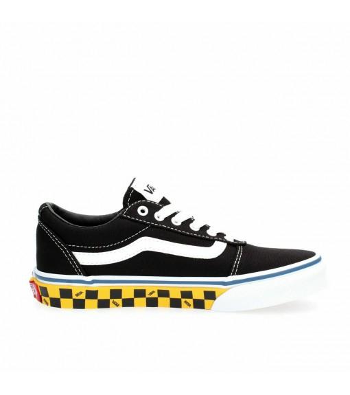 Zapatillas Vans YT Ward Negro/Blanco