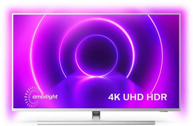 "TV Philips 65"" 65PUS8535/12 - Ambilight, UHD 4K, Smart TV Android"