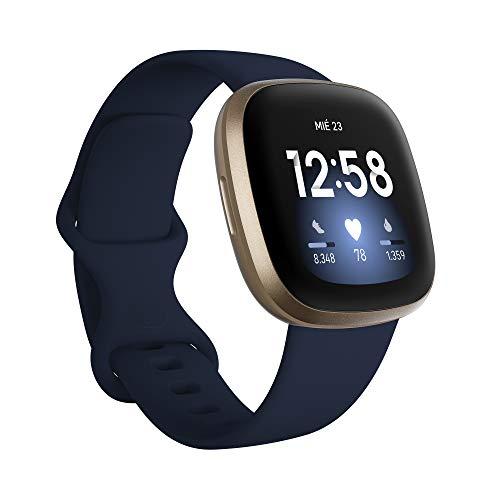 Fitbit versa 3 por 169,99 en varios colores en Amazon