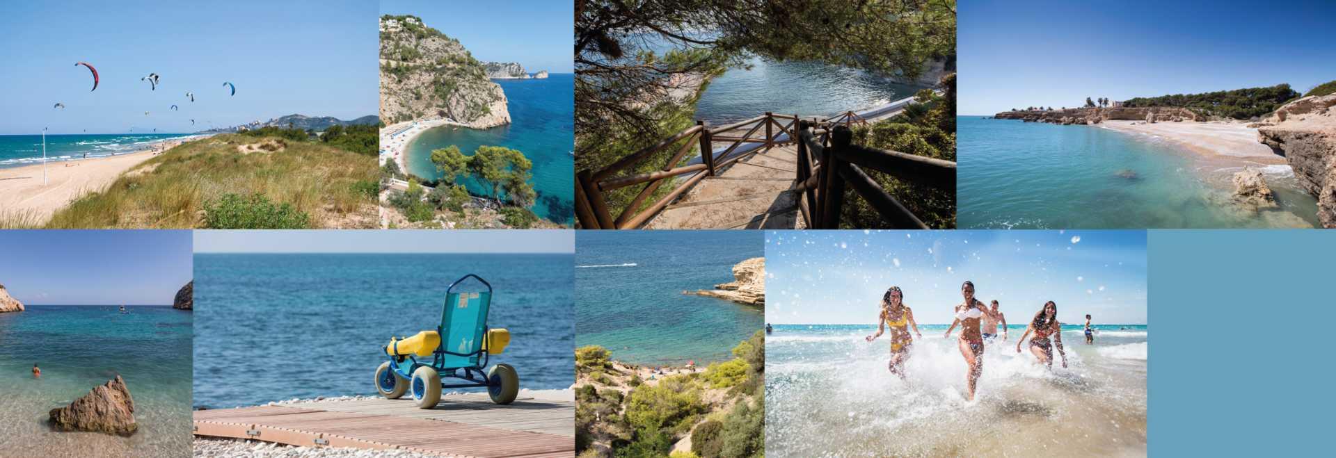 Vacaciones en playas Comunidad Valenciana(1a semana Julio)