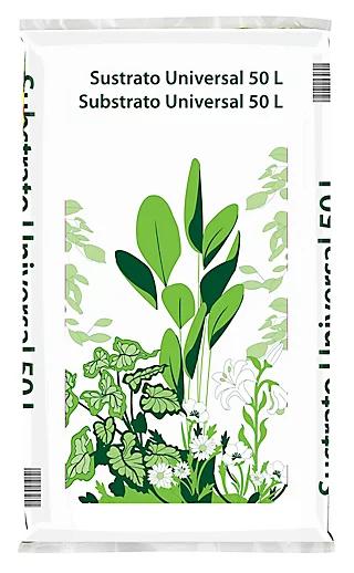 50 litros de sustrato universal para plantas - El más barato, en Leroy Merlin