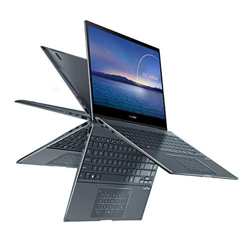 Convertible Asus Zenbook Flip 13 - i5-1135G7, 8GB RAM, 512GB SSD, 100% sRGB