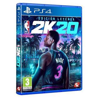 PS4 NBA 2K20 (Ed. Leyenda) Recogida gratuita