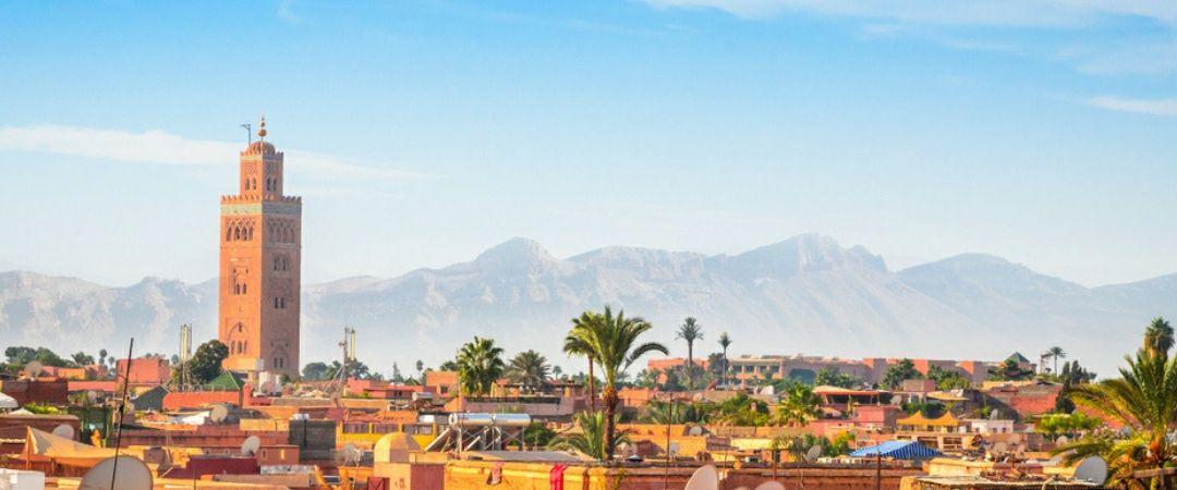 Vuelos a Marrakech Ida y Vuelta Desde 19€