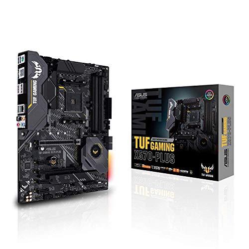 Placa Base - ASUS TUF Gaming X570-PLUS