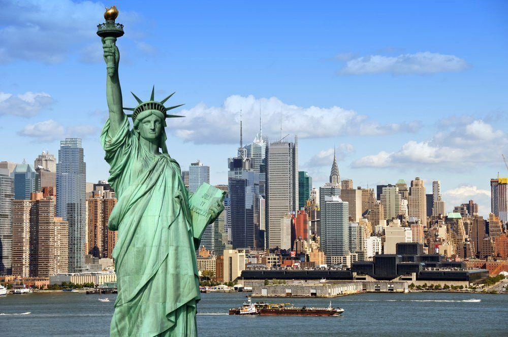 Vuelos a New York ida y vuelta desde 224€ En Noviembre