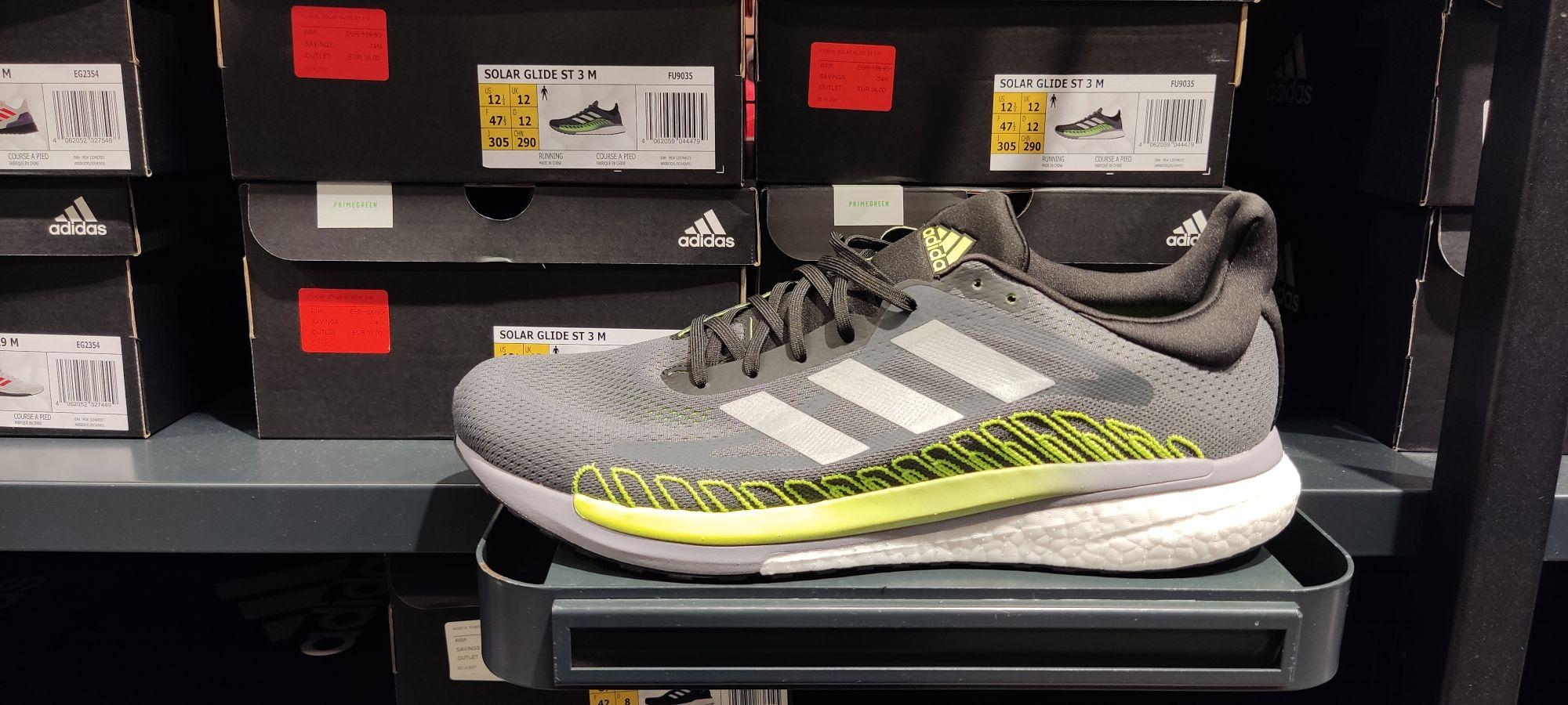 Zapatillas Adidas Solar Glide ST 3 47 1/3 Outlet Adidas Barakaldo