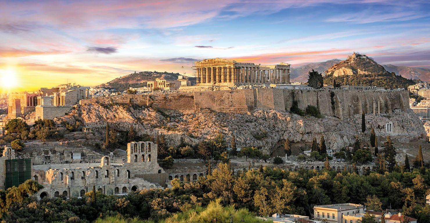Vuelos Ida y Vuelta a Grecia desde 80€
