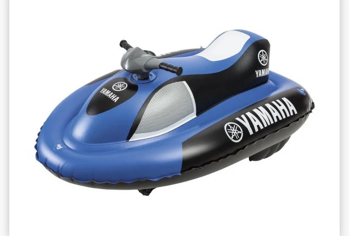 Yamaha moto de agua Autonomía: 60 minutos (Niños)