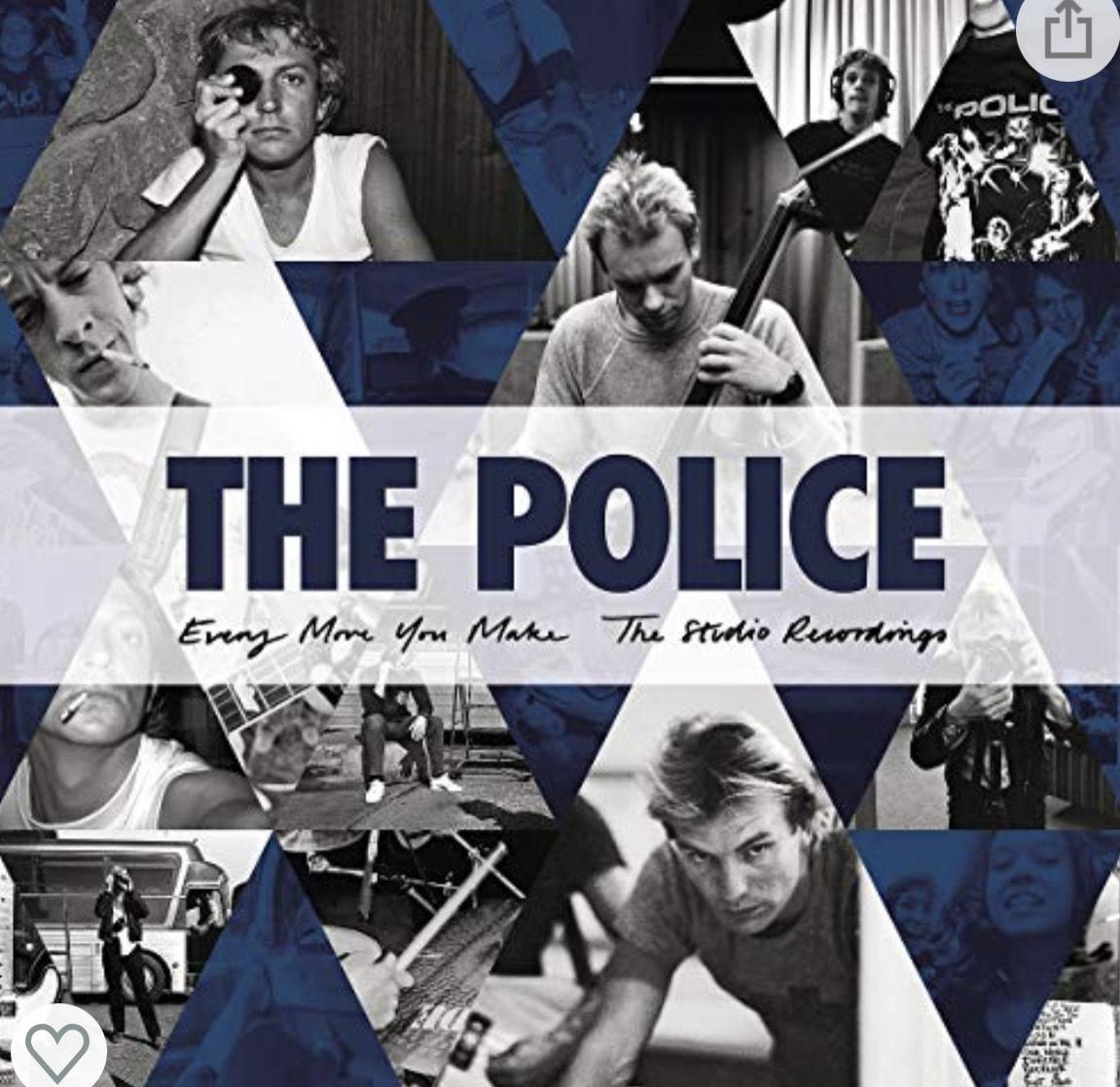Discografia The Police en cds remasterizada y con una calidad excelente.