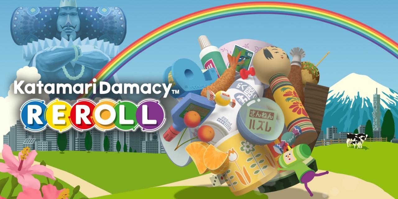 Katamari Damacy Reroll (eShop RUS Nintendo Switch), juego loco a precio muy bueno!