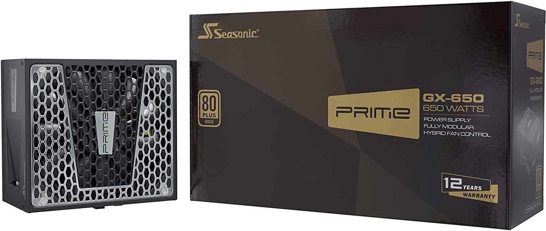 Seasonic prime gx 650w