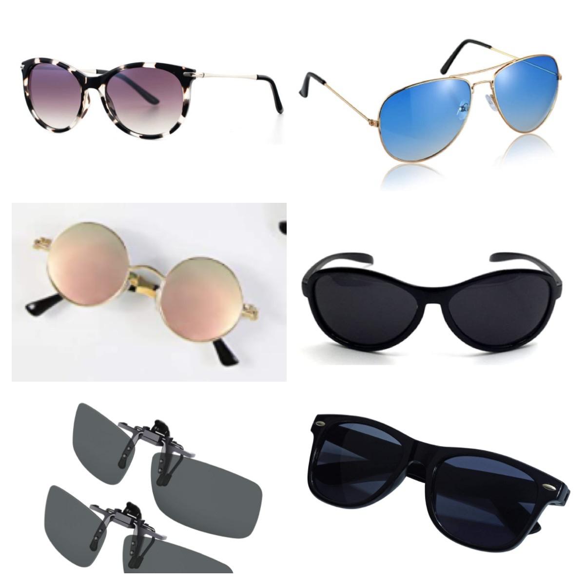 Reco Gafas de Sol (hombres/mujeres) por menos de 6€ y 4 estrellas o más