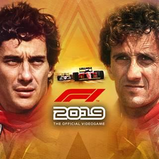 F1 2019 - Legends Edition [PC, Steam]