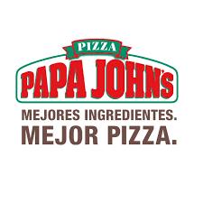 Papa John's medianas especialidad a 5€ mañana y pasado