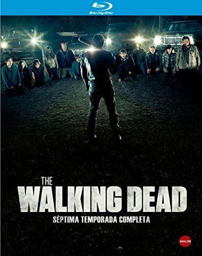 The walking dead 7ª temp.completa [Blu-ray]