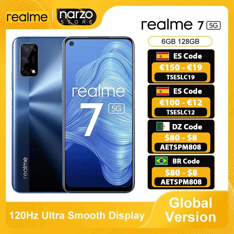Realme 7 5G 6GB 128GB Global Version