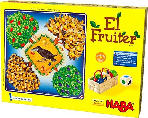 El frutal (HABA) - Juego de Mesa