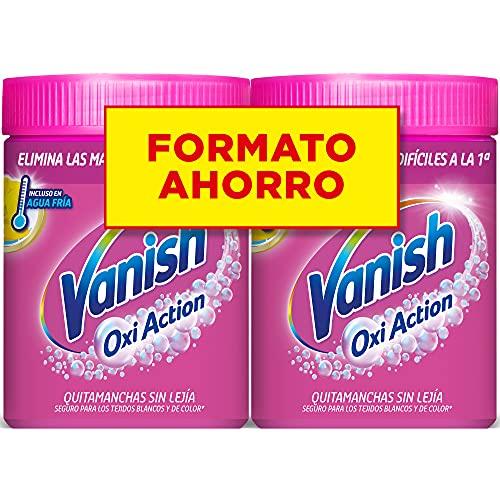 Vanish Oxi Action Quitamanchas - Pack de 2 x 900 g