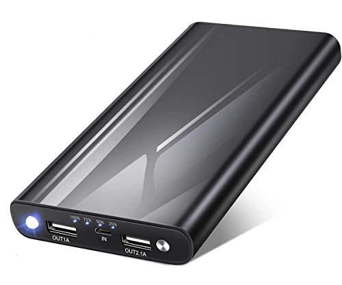 Batería Externa 26800mAh, BINKE Powerbank