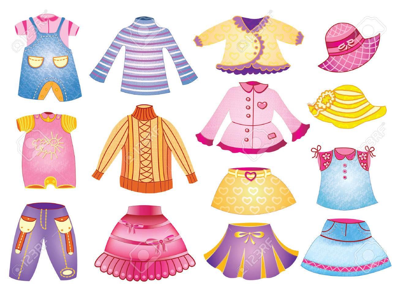 Recopilación moda infantil