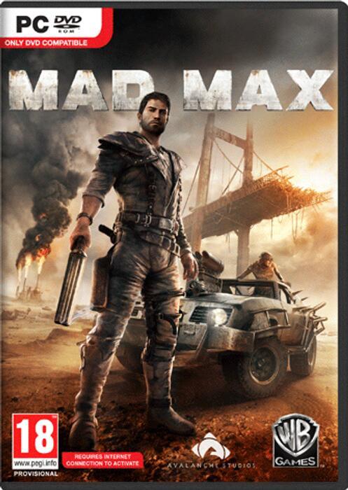 Mad Max (Steam) por solo 2,12€