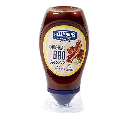 Salsa Barbacoa Hellman's 285g