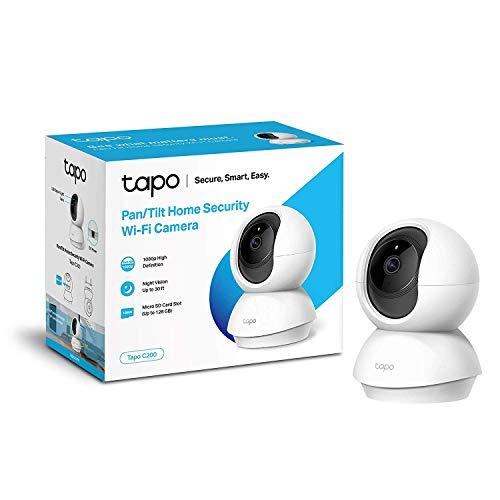TP-Link - Cámara IP WiFi 360º