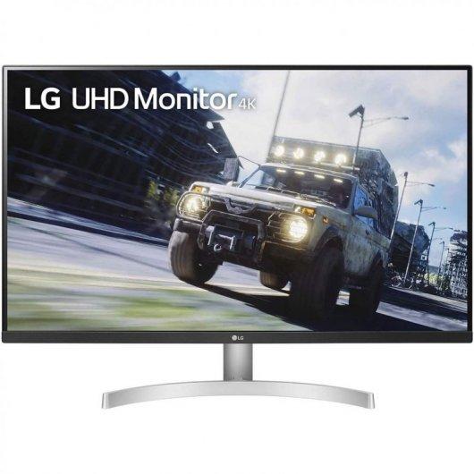 "Monitor LG 32"" 4K UHD Freesync"