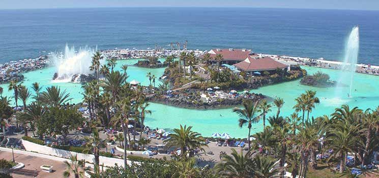 Tenerife 5 días de hotel con vuelos incluidos TODO POR 73€