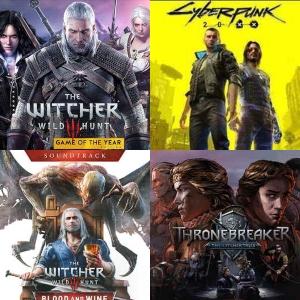 Recopilación :: The Witcher 3: Wild Hunt a 2.77€ y GOTY 3.44€ | Cyberpunk 2077 a 17€ @GOG @RUS