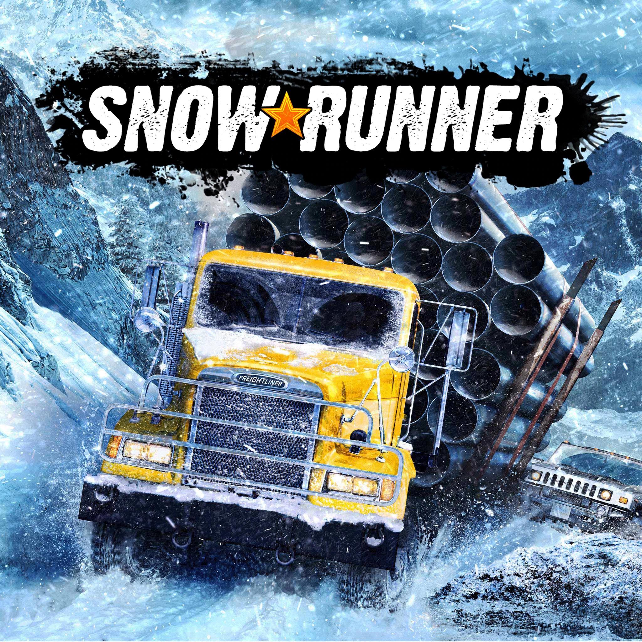 SnowRunner en Xbox Game Pass (Xbox y PC)