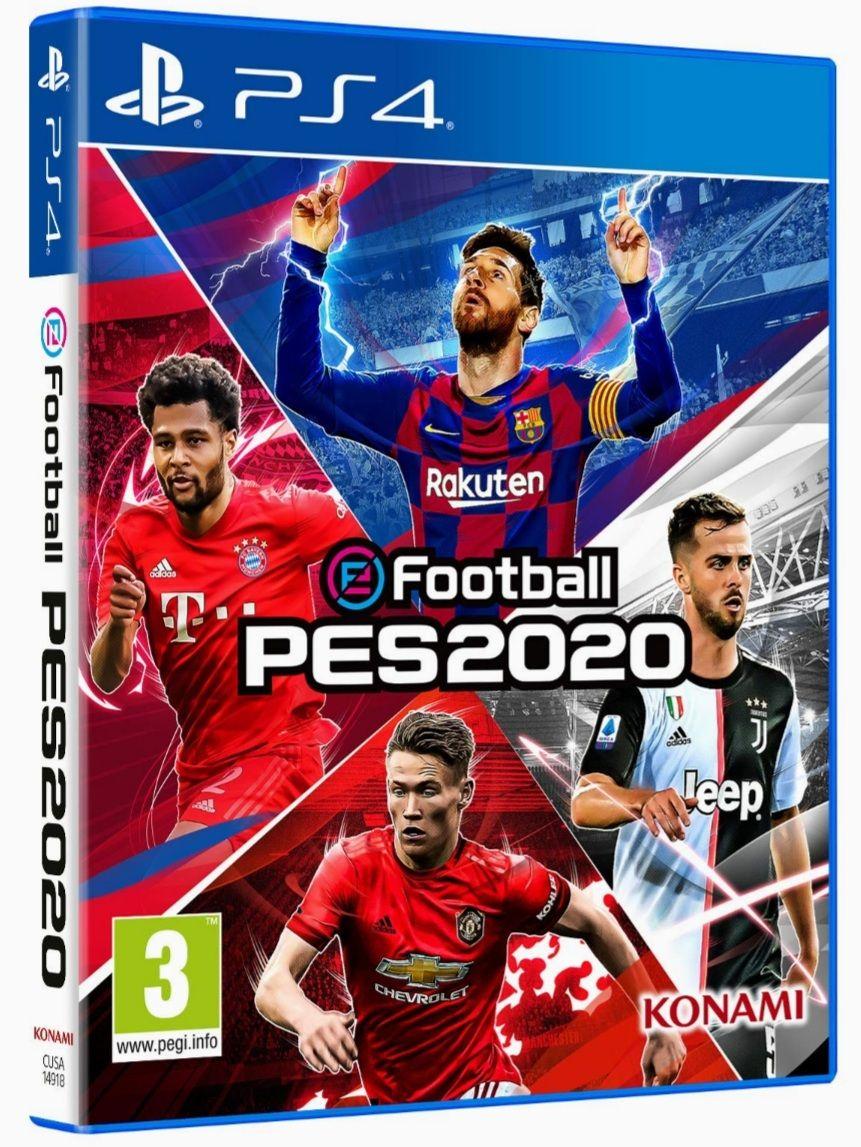 eFootball PES 2020 - PS4 (Mediamarkt y Amazon)