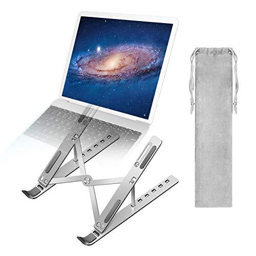 Soporte para portátil de aluminio