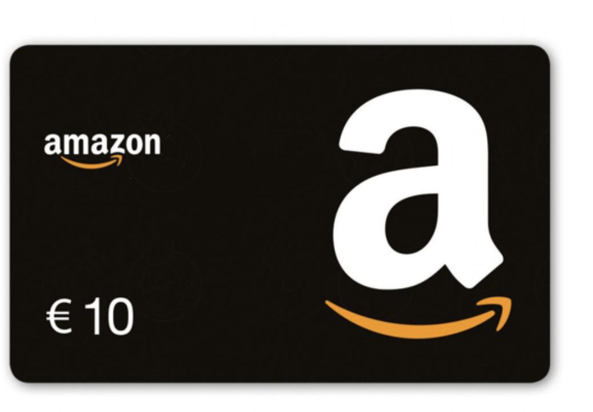 Recibe 10€ en Amazon al añadir cuenta bancaria