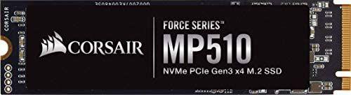 SSD NVMe 960 GB Corsair MP510 3480 MB/s