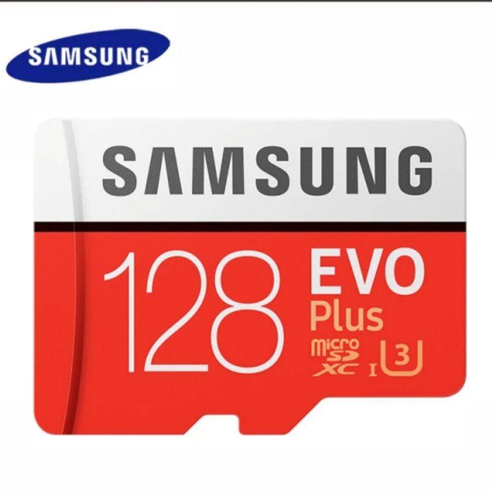 MicroSD Samsung EVO Plus 128GB