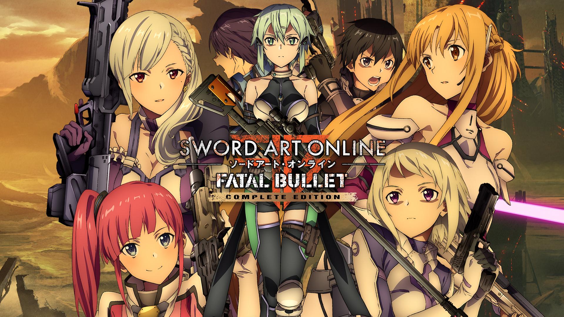 Sword Art Online: Fatal Bullet (Eshop Usa)